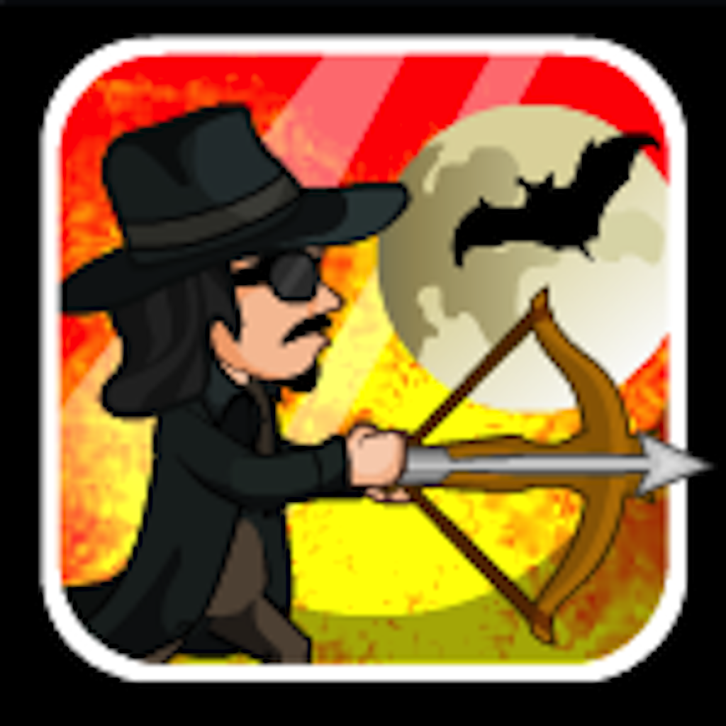 Vampire Hunter - Slayer of The Undead Free Running Action Game by Robert Walden IV icon