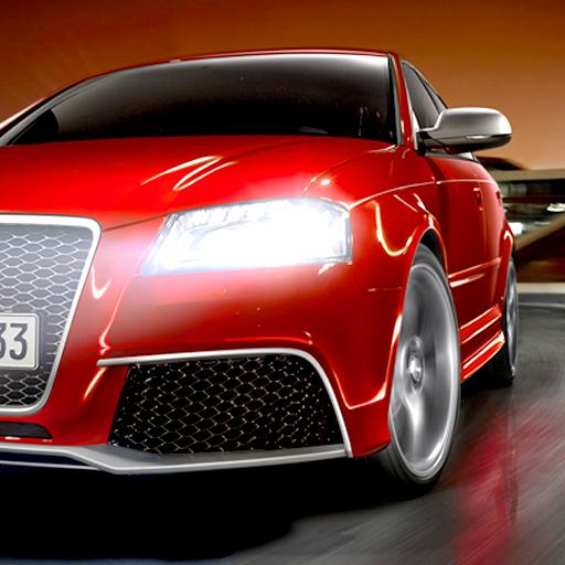 Asphalt Audi RS 3 iOS